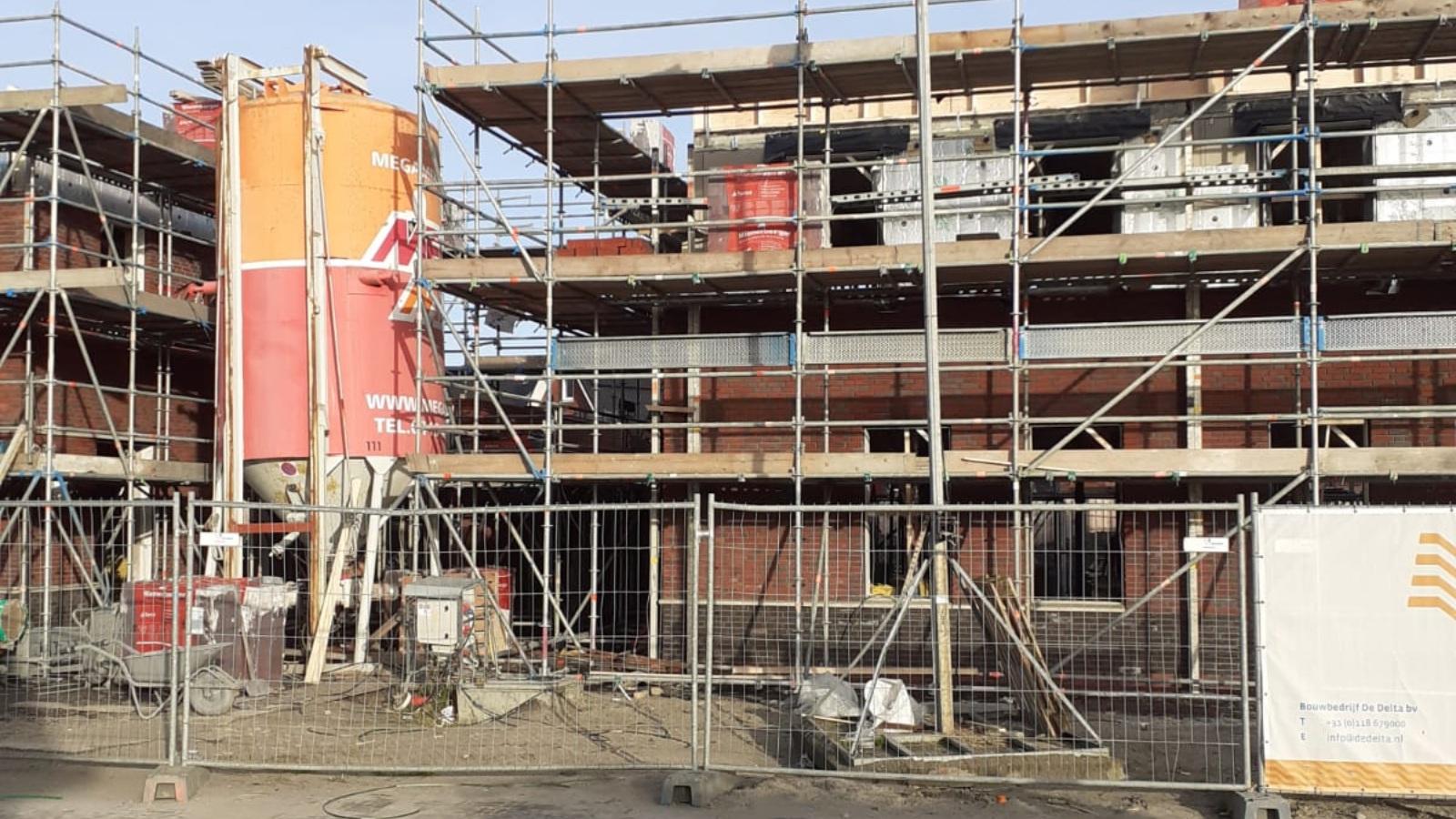 Nieuwbouw Rittenburg Middelburg