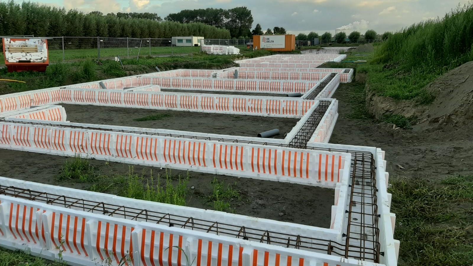Nieuwbouw Rietpluimen Kortgene