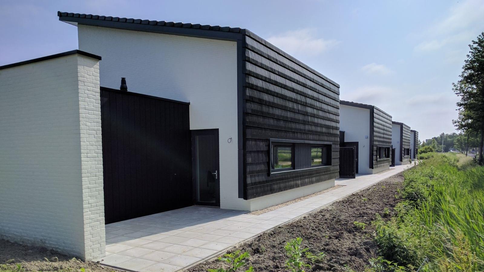 Nieuwbouw Sprencklaan Middelburg