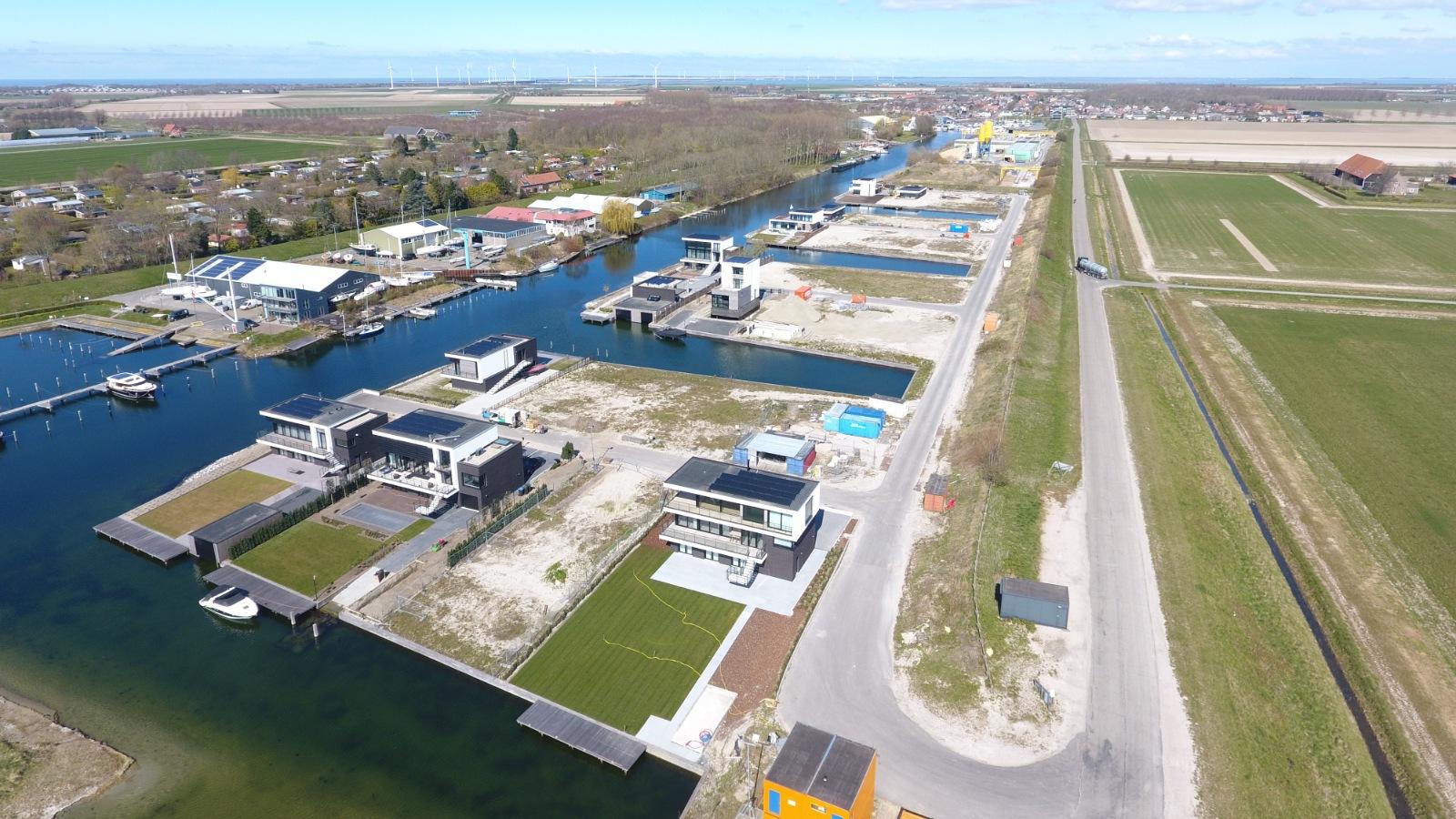 Nieuwbouw Felixkade Kamperland