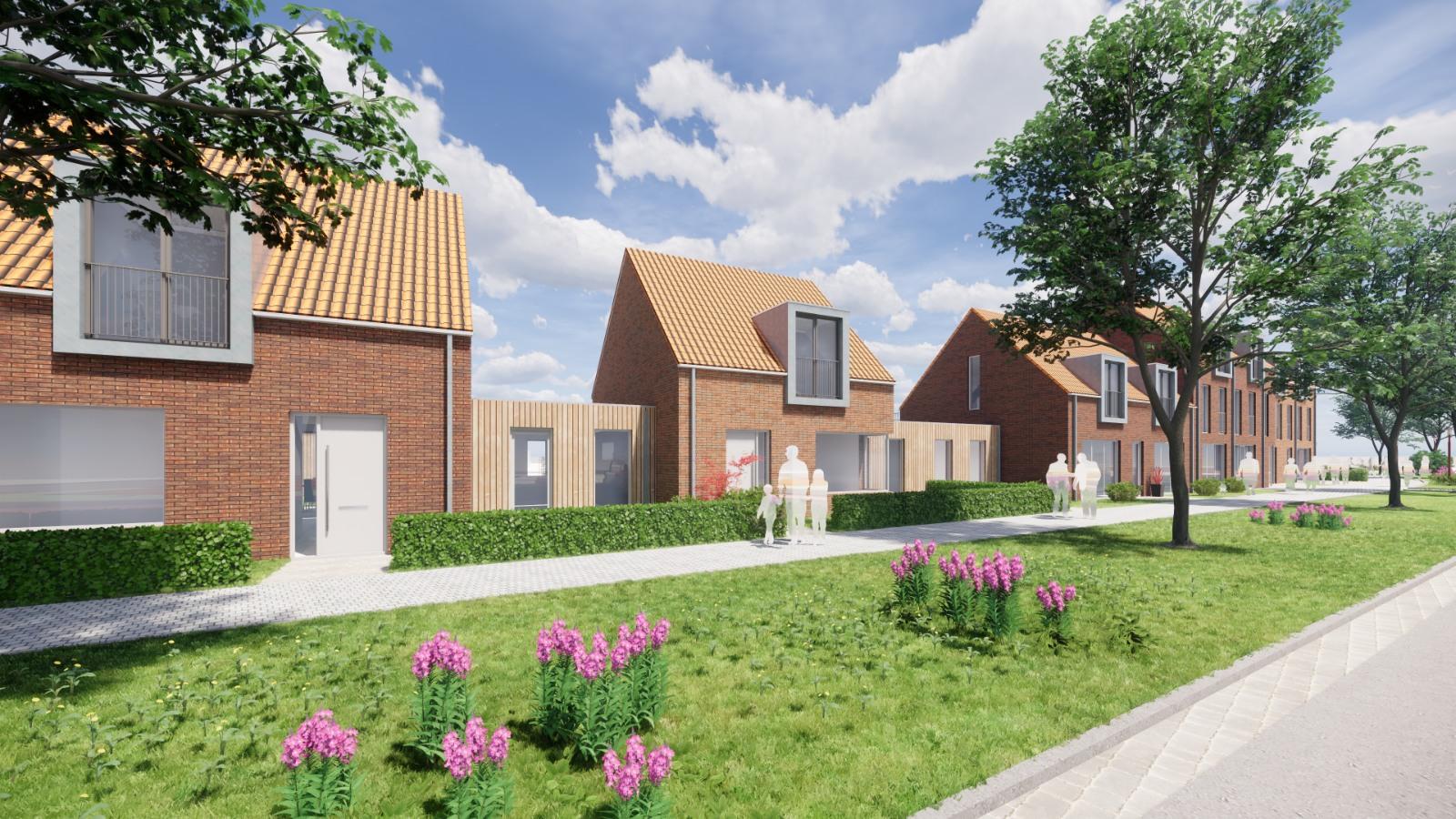 Nieuwbouw Singel Domburg