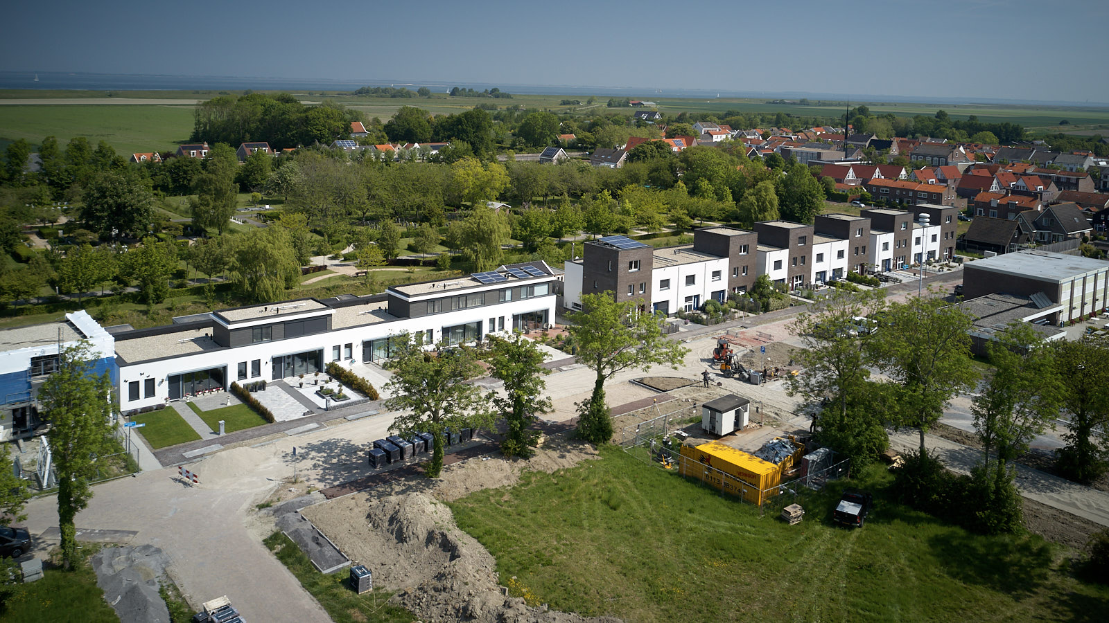 Nieuwbouw Wissenkerke